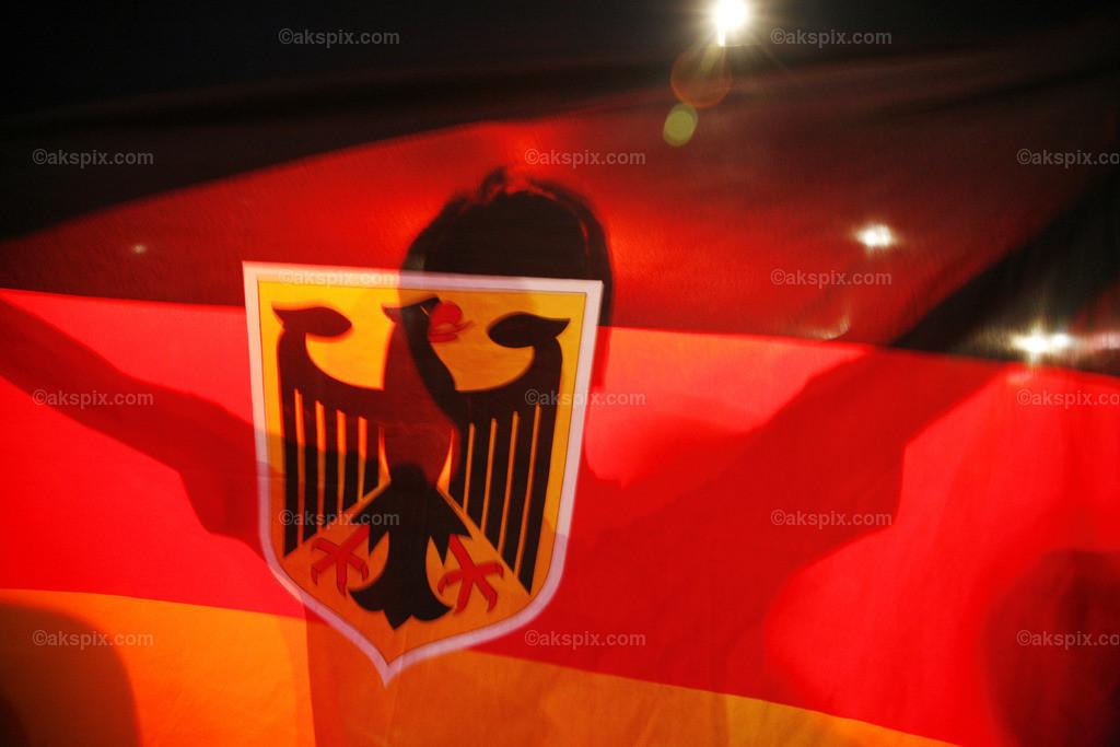 Deutsche-Flagge