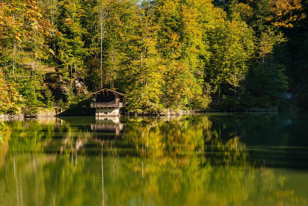Staufensee bei Dornbirn(A)