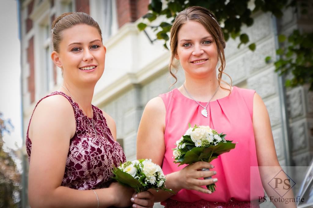 Hochzeit Geseke Brautpaar