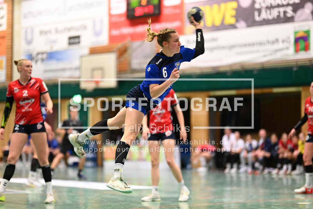 Handball I Bundesliga-Quali (wjA) I  Buxtehuder SV (wjA)- SG Hamburg-Nord I 11.10.2020_00093 | ; Jugend Bundesliga (wjA) I Buxtehuder SV (wjA)- SG Hamburg-Nord am 11.10.2020 in Buxtehude  (Sporthalle Kurt-Schuhmacher Strasse), Deutschland