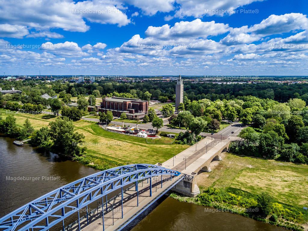 Magdeburg Sternbrücke