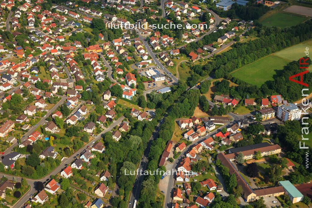 weiher-kulmbach-2014-73 | Luftbild von Weiher Kulmbach - Luftaufnahme wurde 2014 von https://frankenair.de mittels Flugzeug (keine Drohne) erstellt - die Geschenkidee