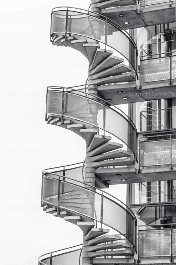 Treppe in Düsseldorf