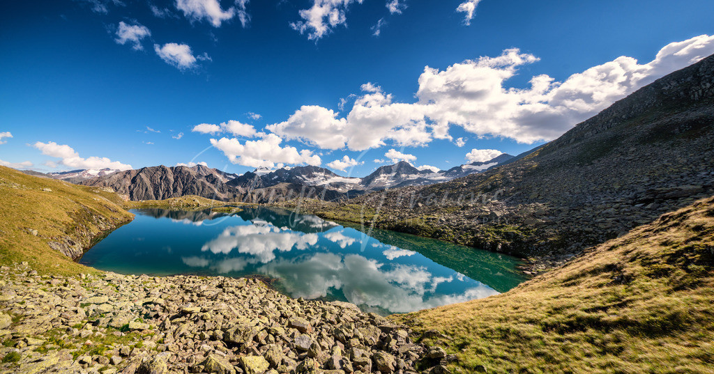 Mutterbergersee | Mutterbergersee im Stubaital
