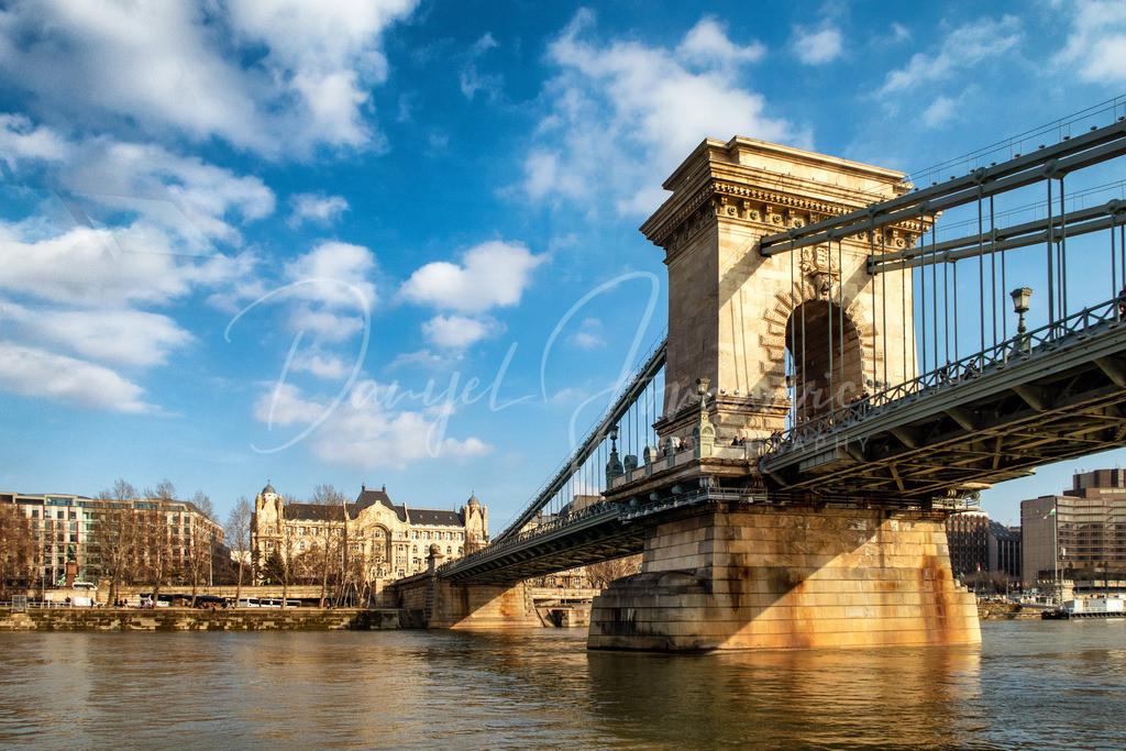 Kettenbrücke | Die Budapester Kettenbrücke
