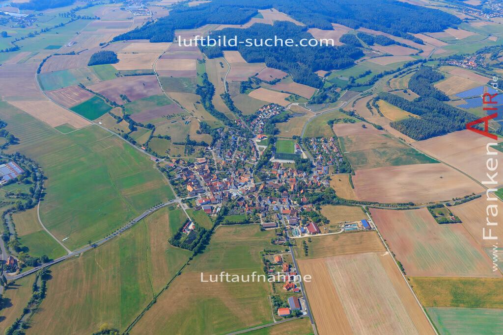 gutenstetten-2016-5672 | Luftbild von  Gutenstetten - Luftaufnahme wurde 2016 von https://frankenair.de mittels Flugzeug (keine Drohne) erstellt - die Geschenkidee