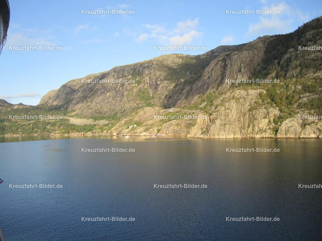 Landschaft im Lysefjord | Landschaft im Lysefjord