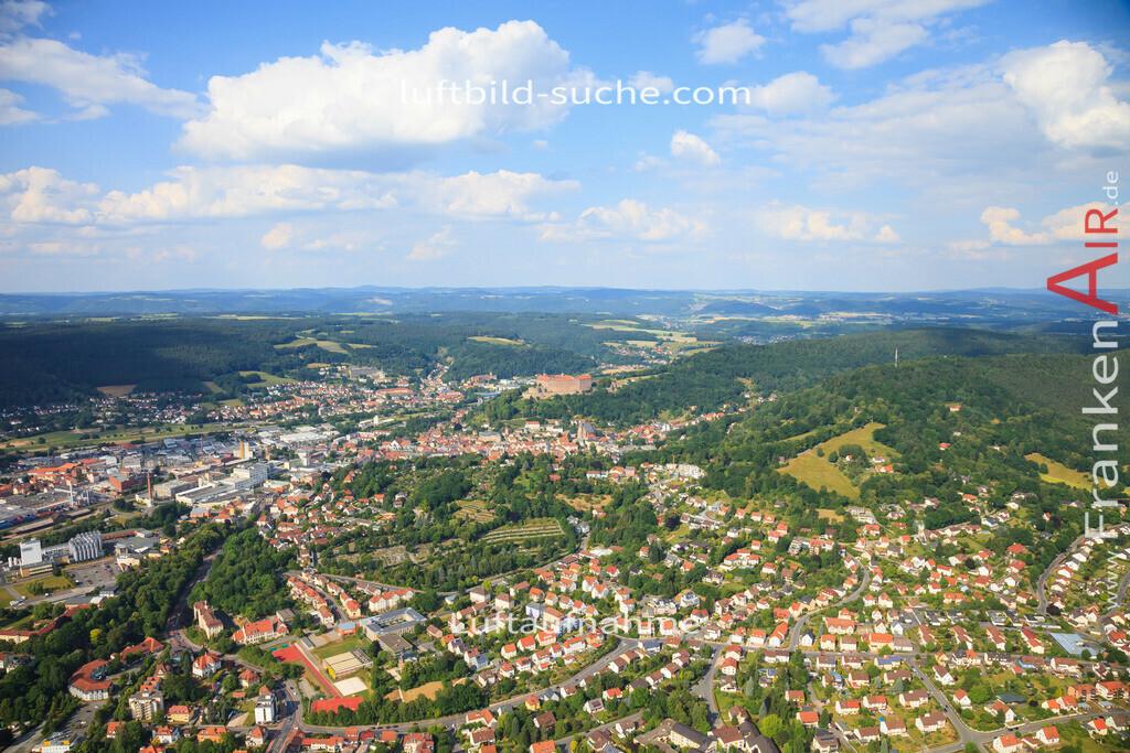 luftbild-kulmbach-2014-3079 | Luftbild von  Kulmbach - Luftaufnahme wurde 2014 von https://frankenair.de mittels Flugzeug (keine Drohne) erstellt - die Geschenkidee