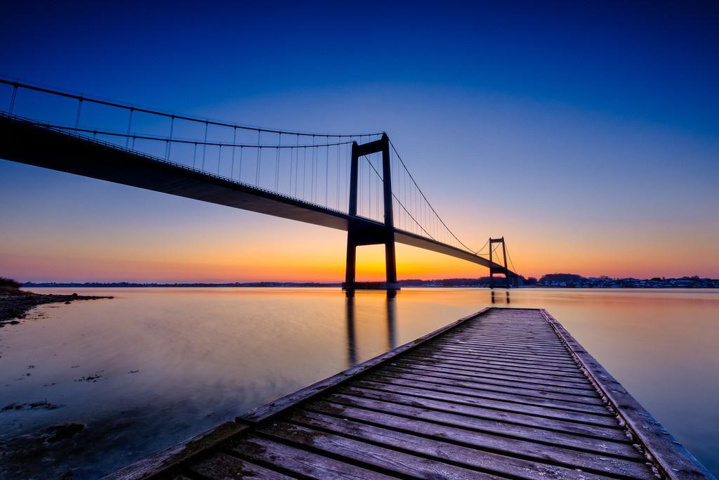 Lillebæltsbro II | Die Brücke über den Kleinen Belt