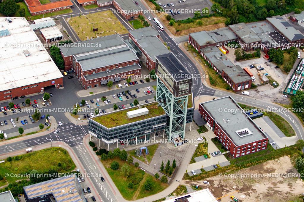 2012-08-28 Fotoflug Dortmund | Luftbildflug Dienstag, 28. August 2012 Deutschland, Nordrhein-Westfalen, Dortmund, Eving. Foto: Michael Printz / PHOTOZEPPELIN.COM
