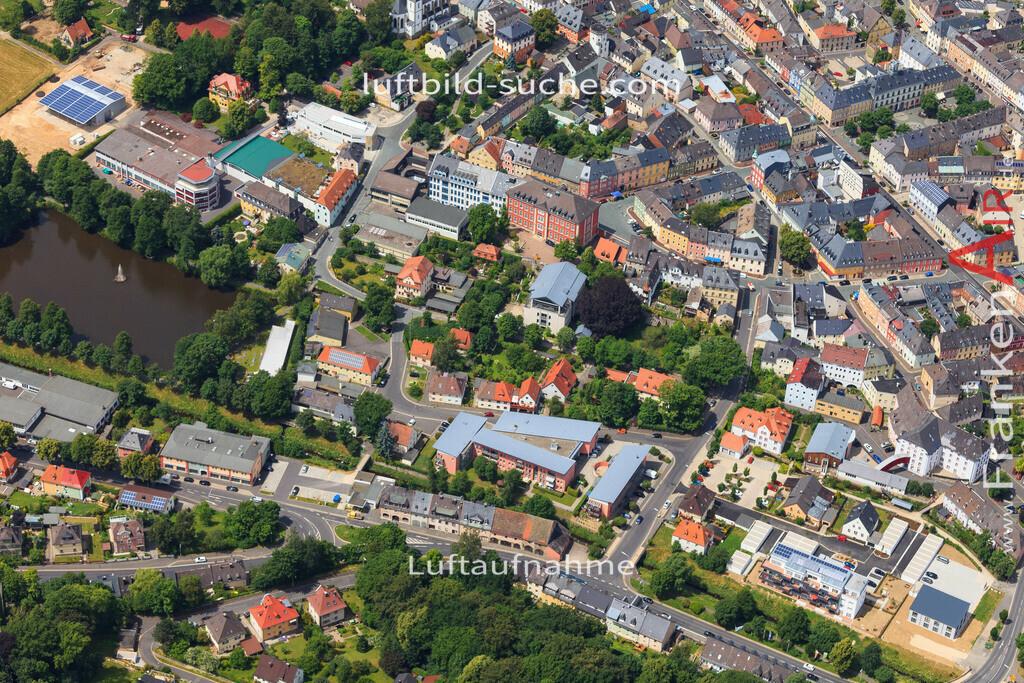 luftbild-wunsiedel-2016-7162 | Luftbild von  Wunsiedel - Luftaufnahme wurde 2016 von https://frankenair.de mittels Flugzeug (keine Drohne) erstellt - die Geschenkidee
