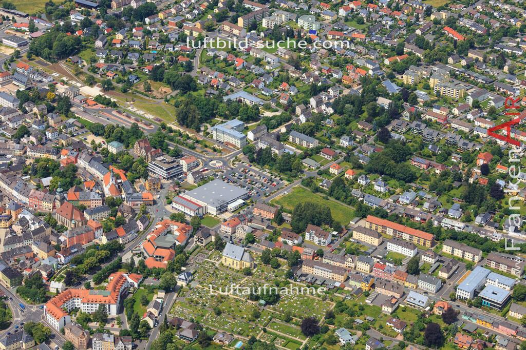 luftbild-wunsiedel-2016-7152 | Luftbild von  Wunsiedel - Luftaufnahme wurde 2016 von https://frankenair.de mittels Flugzeug (keine Drohne) erstellt - die Geschenkidee
