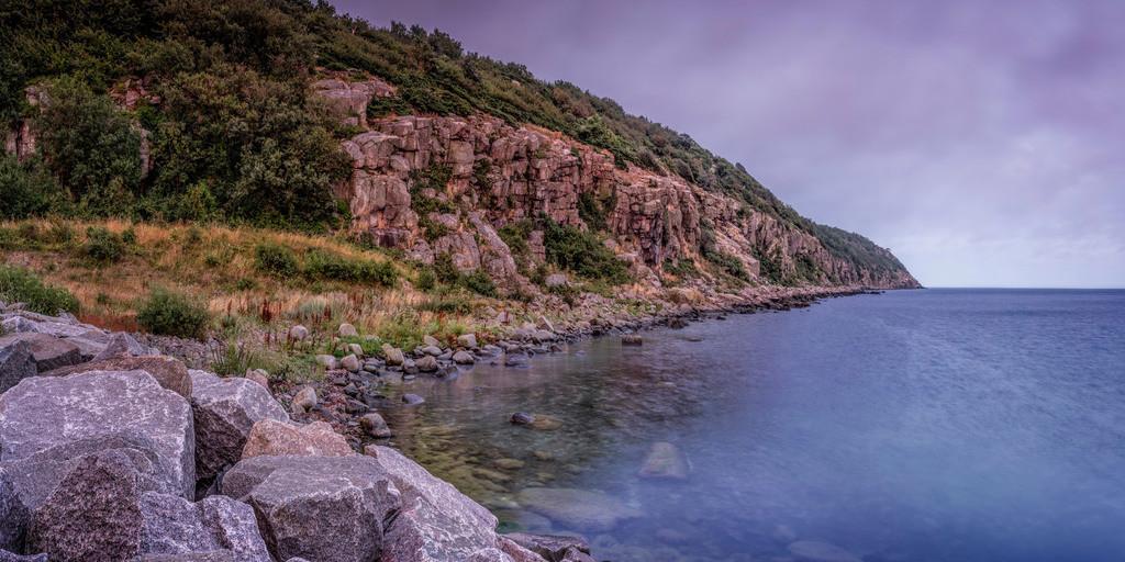 An der Küste von Vang   Aufgenommen an der Küste von Vang.