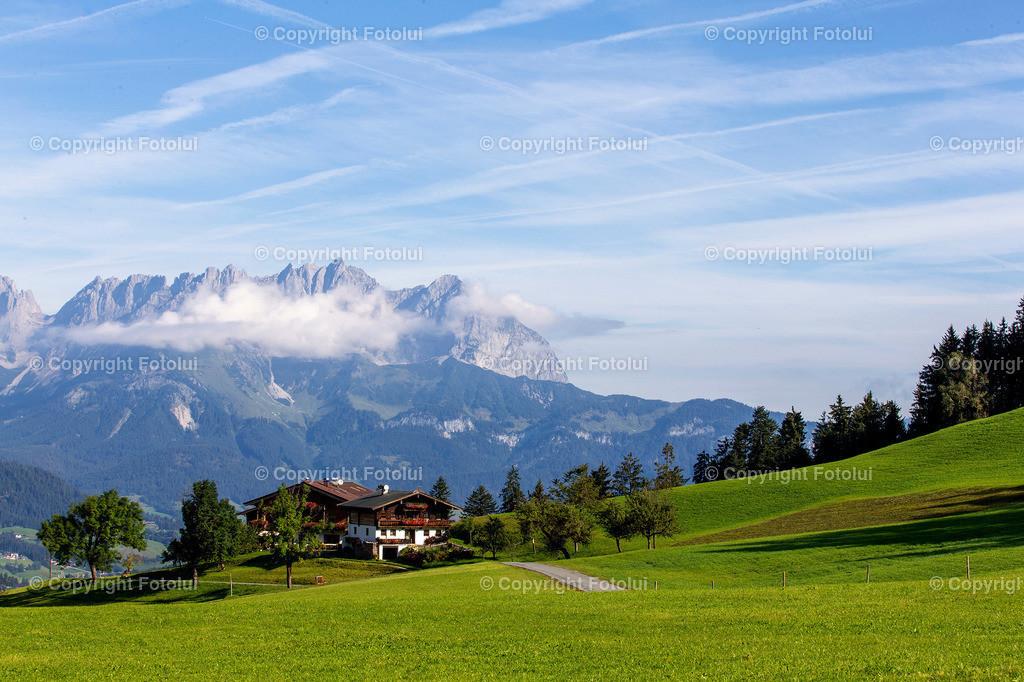 KITZBUEHEL14092019_12   KITZBUEHEL TIROL AUSTRIA OESTTEREICH FEATURE WILDER KAISER FOTO:FOTOLUI