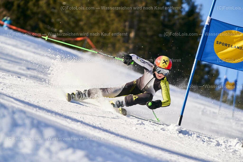 0058_KinderLM-RTL-I_Trattenbach_Vorlaeufer | (C) FotoLois.com, Alois Spandl, NÖ Landesmeisterschaft KINDER in Trattenbach am Feistritzsattel Skilift Dissauer, Sa 15. Februar 2020.