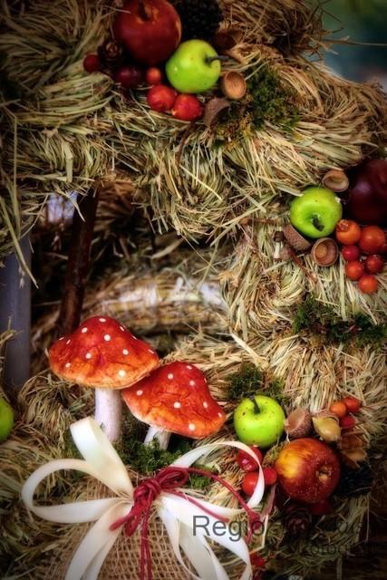 Herrliche Herbstzeit! | Wundervolle Dekoration zur Herbst- und Erntezeit