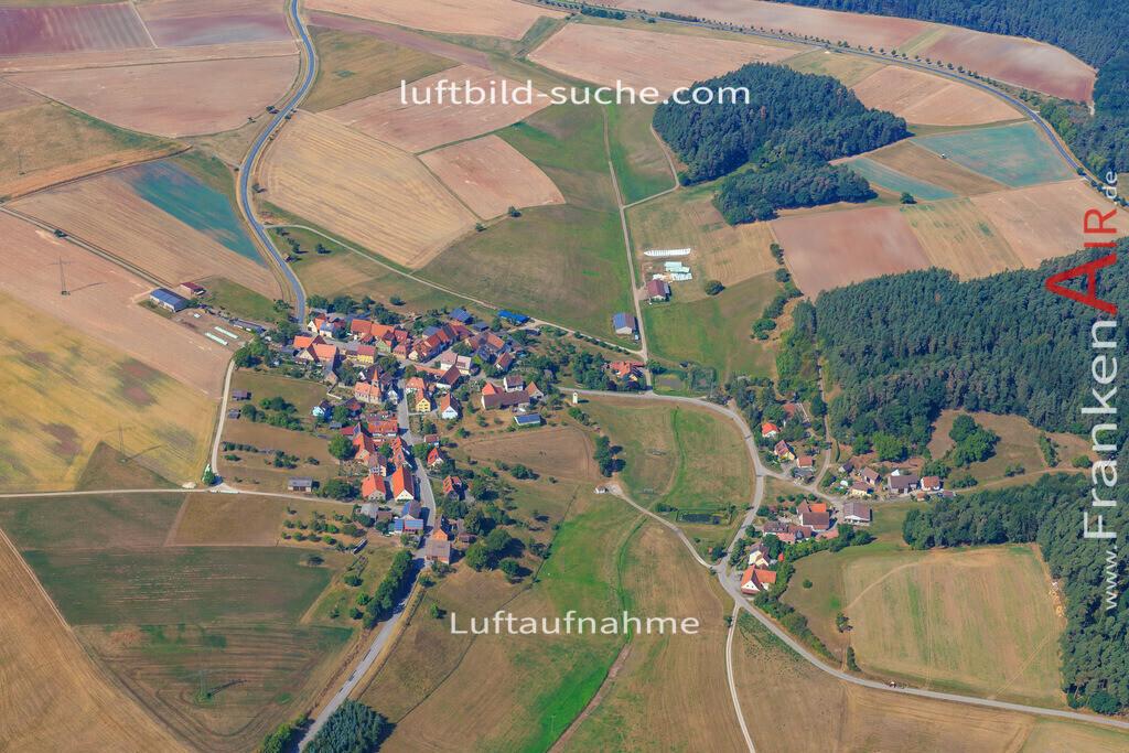 jobstgereuth-markt-erlbach-2016-8548   Luftbild von Jobstgereuth Markt-erlbach - Luftaufnahme wurde 2016 von https://frankenair.de mittels Flugzeug (keine Drohne) erstellt - die Geschenkidee