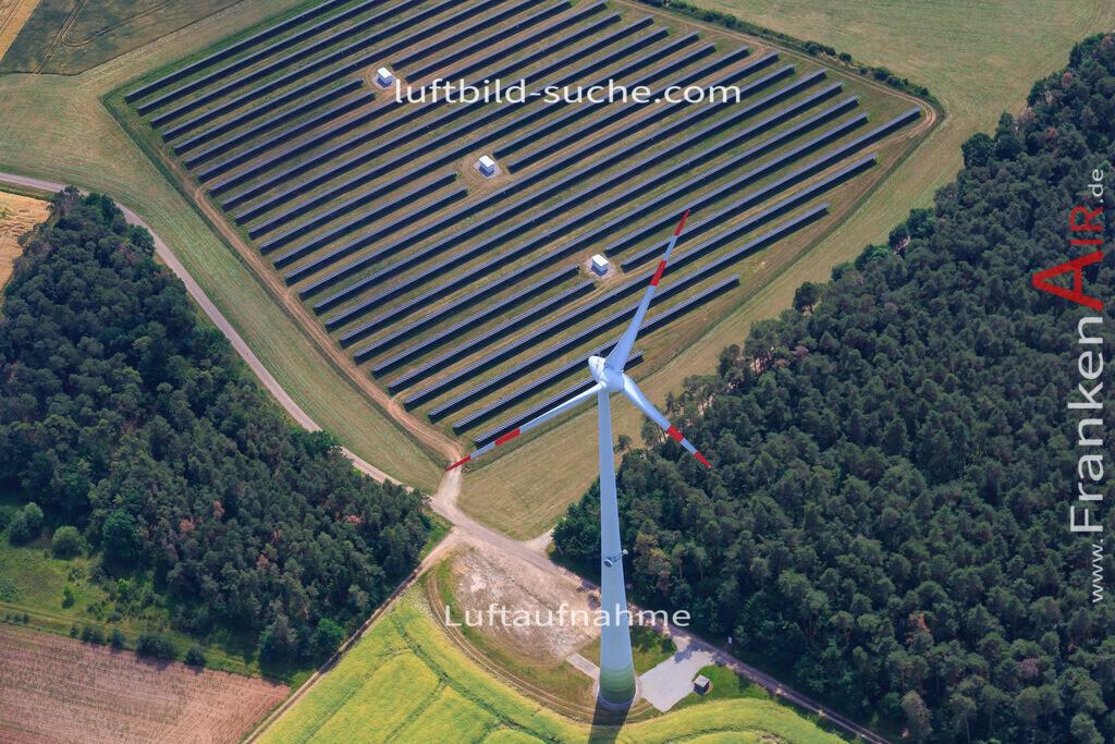 luftbild-markt-erlbach-17-1160 | Luftbild von  Markt-erlbach - Luftaufnahme wurde 2017 von https://frankenair.de mittels Flugzeug (keine Drohne) erstellt - die Geschenkidee