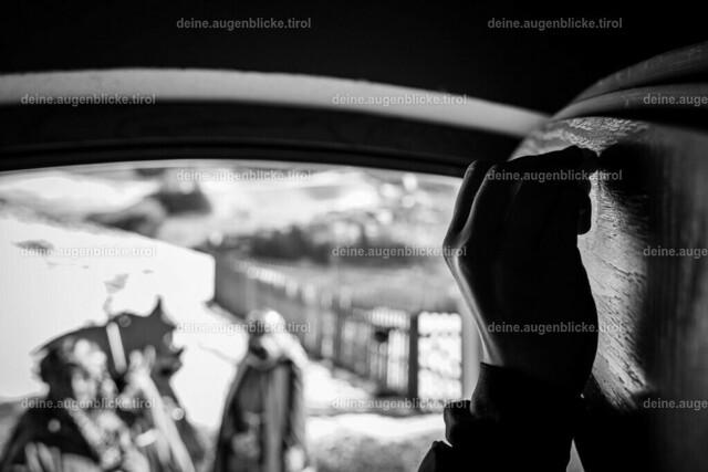 AF_00838-01 | Sternsinger - Unterwegs in Mühlbachl / Tirol, Dreikönigstag