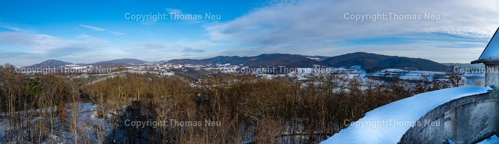 DSC_5501-Pano   bbe,Winterpanorama, fotografiert vom Hemsbergturm, ,, Bild: Thomas Neu