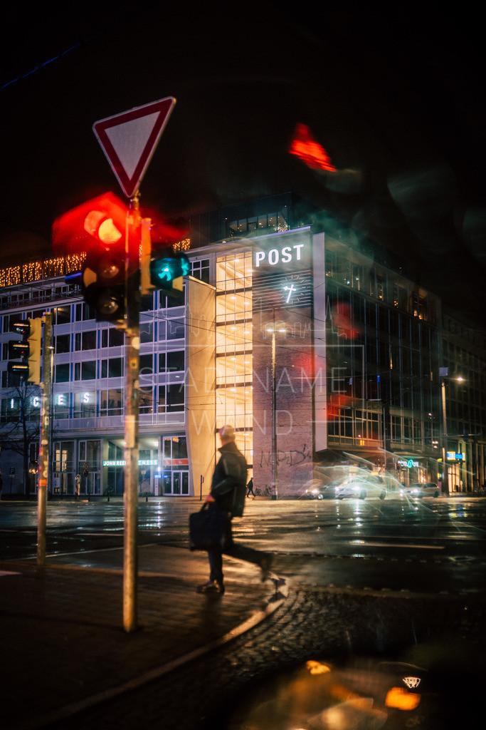 Nachts im Regen Leipzig (9)