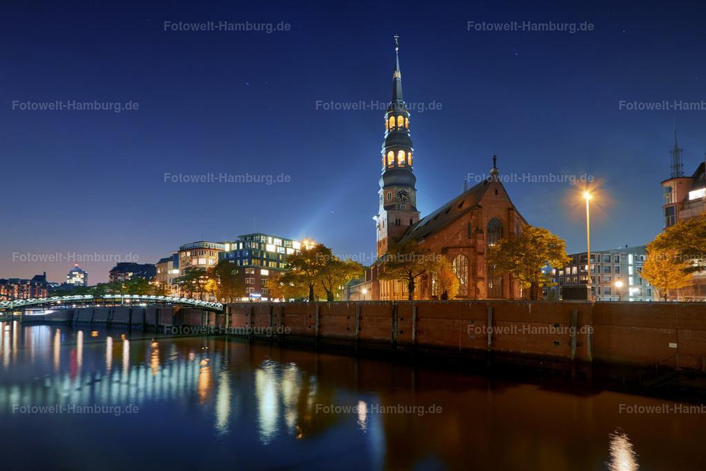 11613267 - Katharinenkirche bei Nacht