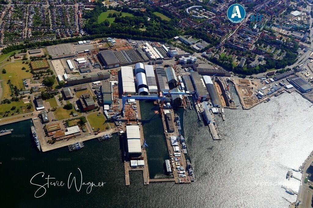 Kiel-Ellerbek, Kiel-Gaarden-Ost, German Naval Yards, Ellerbek, Marinearsenal   Kiel-Ellerbek, Kiel-Gaarden-Ost, German Naval Yards, Ellerbek, Marinearsenal
