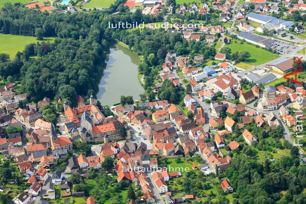 luftaufnahme-thurnau-2011-1875 | Luftbild von  Thurnau - Luftaufnahme wurde 2011 von https://frankenair.de mittels Flugzeug (keine Drohne) erstellt - die Geschenkidee