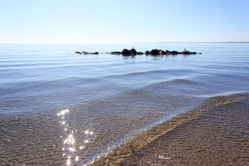 Strand in Kleinwaabs | Sandstrand in Kleinwaabs
