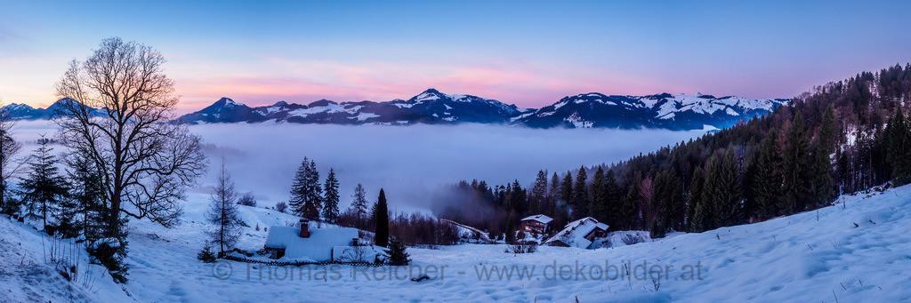 _C310037-Pano | Über den Wolken... wars am Silvesterabend auch schön. ;-)