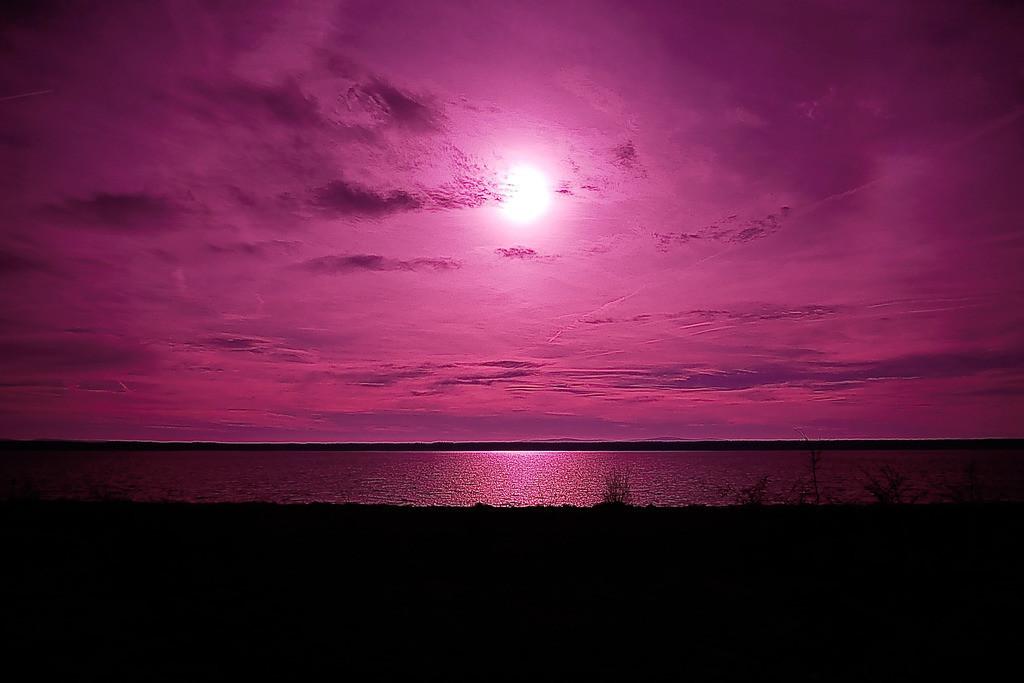 Sonnenaufgang Bärwalder See_1
